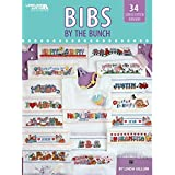 Leisure Arts-Bibs By The Bunch