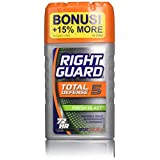 Right Guard Anti Perspirant & Deodorant Invisible Solid, Fresh Blast, 2.6 Oz (Pack Of 2)