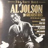 AL JOLSON the very best of AL JOLSON 20 greatest hits