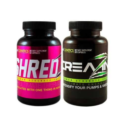 Weight Loss and Endurance for Her-Aesthetics For Her SHREDZ For Women + CREAZINE