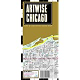 Artwise Chicago Museum Map - Laminated Museum Map of Chicago, Illinoisby Streetwise Maps Inc.