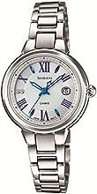 [カシオ]CASIO 腕時計 SHEEN ソーラータイプ SHE-4516SBY-7AJF レディース
