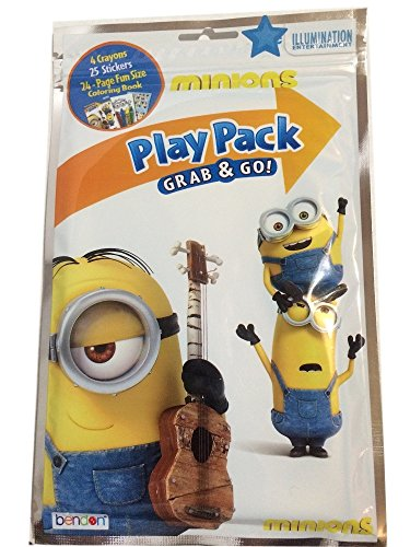 Minions Play Pack. Grab and Go!
