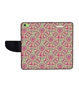 KolorEdge Printed Flip Cover For Apple IPhone 5C Multicolor -(43KeMLogo12239IPhone5C)