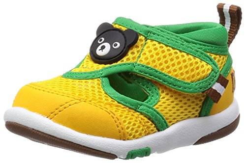 B double Raschel summer second baby shoes 62-9302 [double by] double_b double-787 004 (yellow / 13)