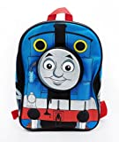 Thomas The Tank Engine Shaped 3D canvas Backpack 12