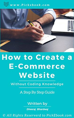 How To Create A E-Commerce Website Without Coding Knowledge :- A Step By Step Guide