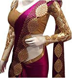 Kanha Fashion Women Ethnic Wear Embroidery Work Saree