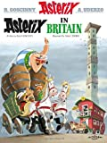 Rene Goscinny Asterix in Britain