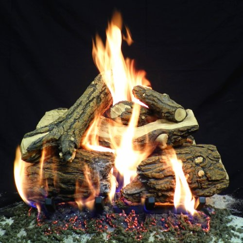 top ventless gas fireplace logs on flipboard