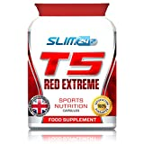 T5 Fat Burners T5 Diet Pills Slimming Capsules for Weight Loss and Adult Health (90 Capsules)