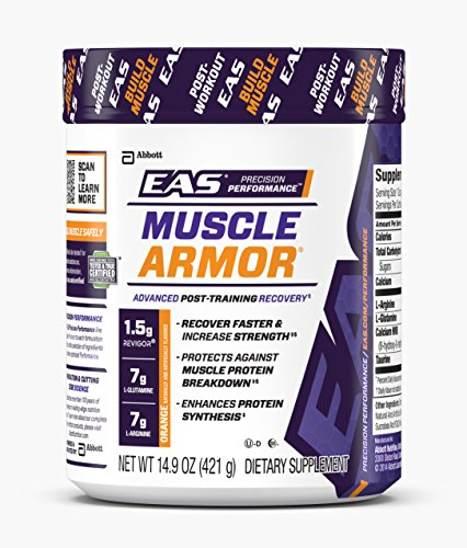 Eas Muscle Armor Dietary Supplement Powder, Orange, 14 Servings, 14.9 Ounce (Packaging May Vary)
