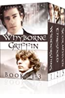 Whyborne and Griffin, Books 1-3: Widdershins, Threshold, and Stormhaven (English Edition)