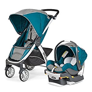 Chicco Bravo Trio Travel System, Polaris