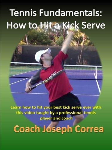 Tennis Fundamentals: How to Hit a Kick Serve