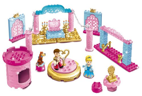 Mega Bloks Disney Cinderella's Ballroom