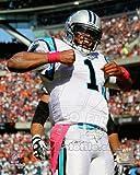 Cam Newton Carolina Panthers NFL Action Photo 8x10