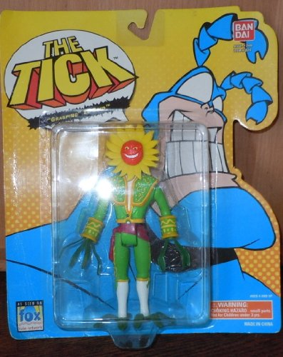 "Grasping El Seed (1994) 6"" Action Figure"