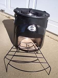 G-3300-BLK (Matte-Black) Envirofit Rocket Stove