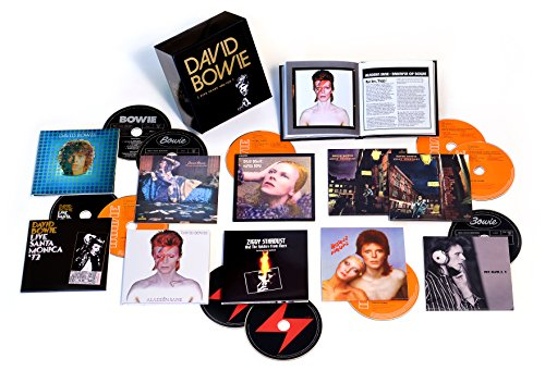 David Bowie - Five Years 1969-1973 (12cd Boxed Set) - Zortam Music