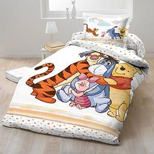 Copripiumino cotone winnie the pooh disney 140x200 cm - Cucina winnie the pooh ...