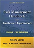 img - for Risk Management Handbook for Health Care Organizations, The Essentials (Volume 1) book / textbook / text book