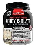 Six Star Pro Nutrition PS Whey Isolate, French Vanilla Cream