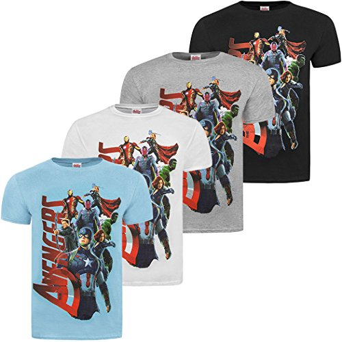 Official Marvel Avengers 2 'Avengers Team' T-Shirt