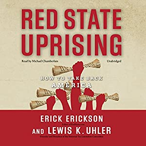 Red State Uprising Audiobook