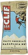 Clif Bar Energy Bar, White Chocolate…