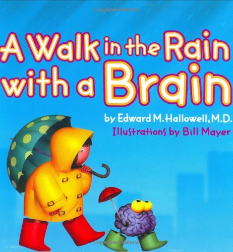 A Walk In The Rain With A Brain front-782457