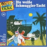 """038/die Weisse Schmuggler-Yachtvon """"TKKG"""""""