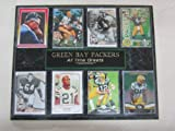 Green Bay Packers NFL ALL TIME GREATS 8 Card Plaque at Amazon.com