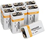 AmazonBasics 9 Volt Everyday Alkaline...