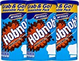 McVities Hob Nob Milk Chocolate 250g 3 pack