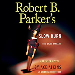 Robert B. Parker's Slow Burn Audiobook