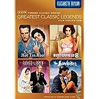 TCM Greatest Classic Legends: Elizabeth Taylor DVD Set