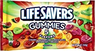 Lifesavers Gummies, Five Flavor, 13 Oz