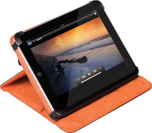 Targus Truss Case for iPad THZ02203US (Brown/Orange Interior)