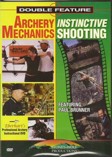 Archery Mechanics ~ Instinctive Shooting ~ Instructional DVD