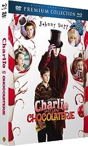 Charlie et la chocolaterie [Combo Blu-ray + DVD]