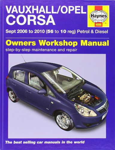 vauxhall-opel-corsa-petrol-and-diesel-service-and-repair-manual-2006-to-2010-service-repair-manuals