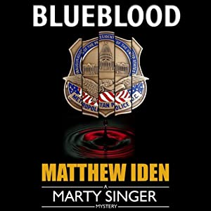 Blueblood (Marty Singer Mystery #2) Audiobook