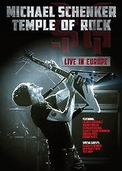 Schenker, Michael - Temple Of Rock: Live In Europe