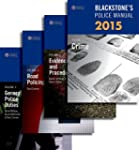 Blackstone's Police Manuals 2015: Fou...