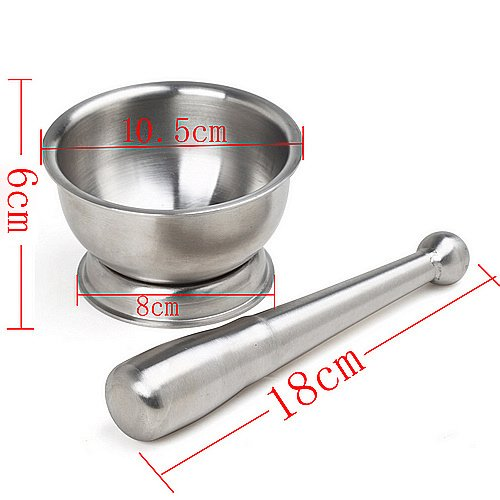 """18/10 Stainlees Steel Ware Deluxe Chopper 10.5Cm/4.12"""" K0346-1 front-488273"""