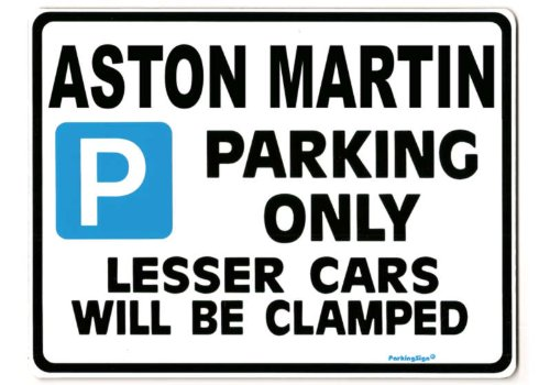 aston-martin-car-parking-sign-gift-for-db-6-v8-db6-vantage-2-4-model-owner-size-large-205-x-270mm