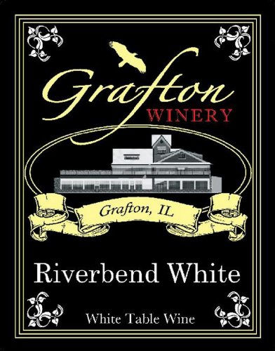 Nv The Grafton Winery Riverbend White 750 Ml