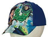 Disney Pixar Toy Story Buzz and Woody Baseball Cap, Toddler 2-5 Years