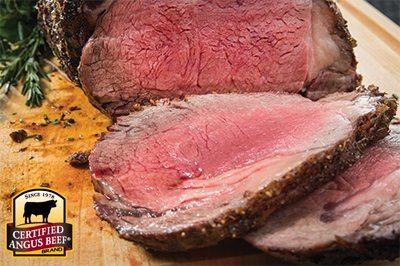 Certified Angus Beef Prime Rib Thirds by Lower Family Foods